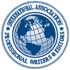 Steve is a Member of the International Association of Professional Writers & Editors